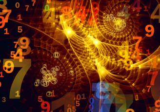 Tetraktis, matematika i muzika