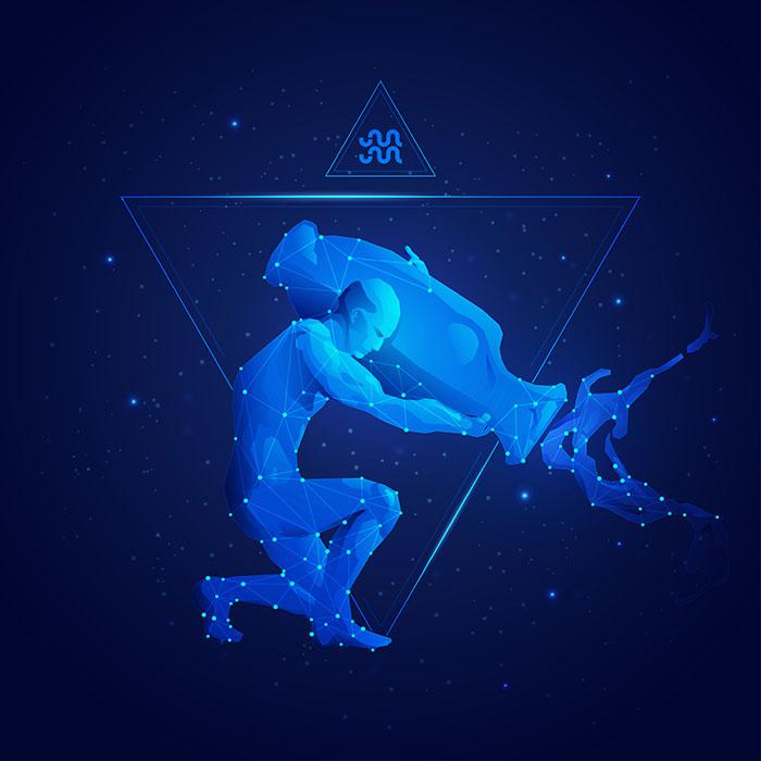 vodolija - astrološki znak